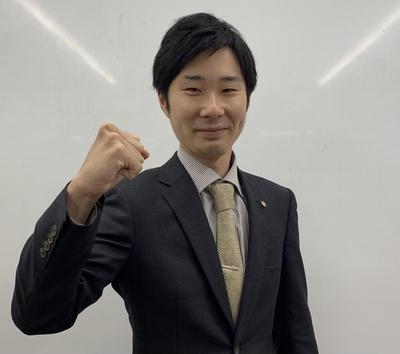 臨海セミナー 小中学部茅ヶ崎高田校 田代日向教室長