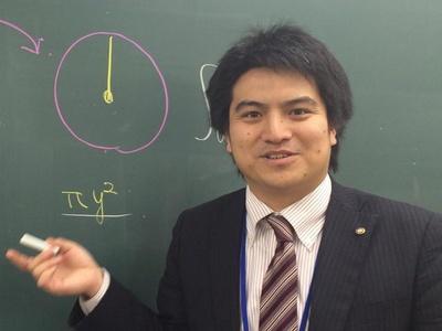 臨海セミナー 大学受験科横浜校 松井那生教室長