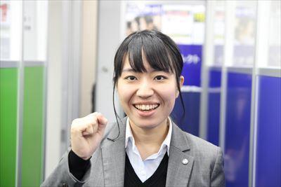 臨海セミナー 小中学部狛江校 鈴木綾花教室長