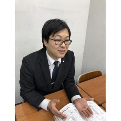 臨海セミナー 小中学部上大岡校 鈴木義博教室長